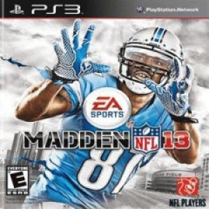 EA Madden NFL 13