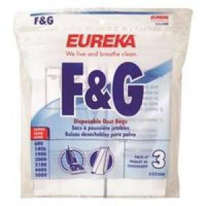 EUREKA F&G UPRIGHT VAC BAG 3PK