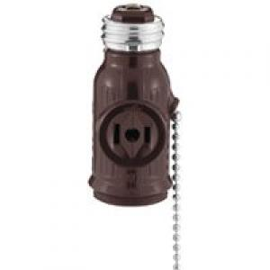 PULLCHAIN LAMPHOLDER ADAPTER