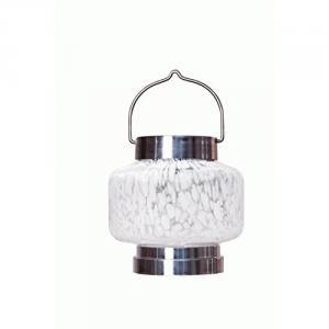 Allsop Home & Garden Solar Boaters Lantern - White Square