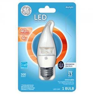 GE LED Light Bulb