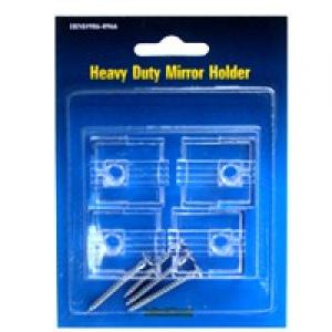 Open Box: Holder Mirror Hd 1x1in Clear