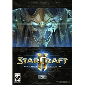 Activision StarCraft II: Legacy Of The Void