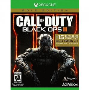 Open Box: Activision Call of Duty: Black Ops III Gold Edition