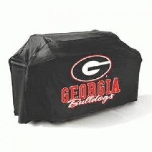 Collegiate Georgia Bulldogs Grill Cover