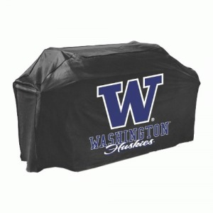 Collegiate Washington Huskies Grill Cover