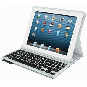 Logitech Keyboard/Cover Case for iPad 2, iPad 3, iPad 4 - Black