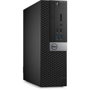 Dell OptiPlex 3040 Desktop Computer - Intel Core i5 (6th Gen) i5-6500 3.20 GHz - 8 GB DDR3L SDRAM - 500 GB HDD - Windows 10 Pro (English/French/Spanish) - Small Form Factor
