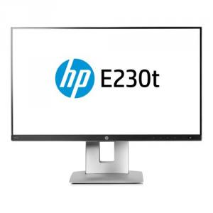 """HP Business E230t 23"""" LCD Touchscreen Monitor - 16:9 - 5 ms"""