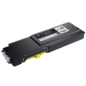 Dell 47J73 3000 Pages Standard Yield Yellow Toner Cartridge