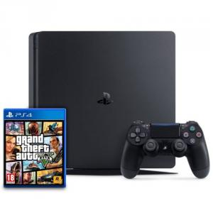 Sony Computer Entertainment PS4 1TB Core - PlayStation 4 & Grand Theft Auto V