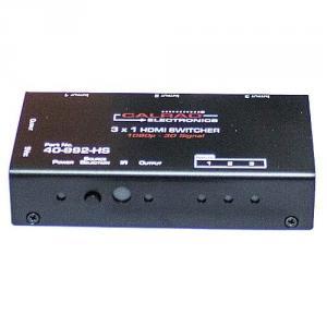 Calrad Electronics Audio/Video Switchbox