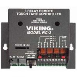 Viking Electronics RC-3 Viking 3 output controller