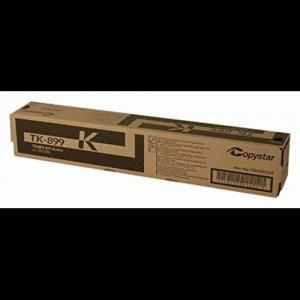 Copystar TK-899K Original Toner Cartridge - Black