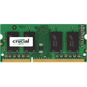 Crucial DDR3 PC3-12800 CL=11 Unbuffered NON-ECC ??? DDR3-1600 1.35V 2048Meg x 64