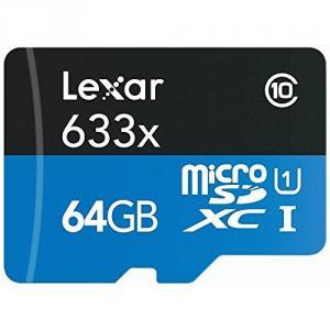 Lexar High Performance 64 GB microSDXC