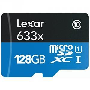 Lexar High Performance 128 GB microSDXC