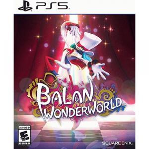 Square Enix Balan Wonderworld Standard Edition