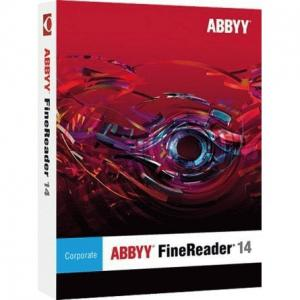 ABBYY FineReader v.14.0 Corporate - Product Upgrade - 1 User - Corporate