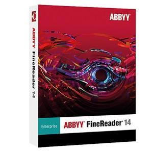 ABBYY FineReader v.14.0 Enterprise - Complete Product - 1 User - Enterprise