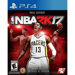Take-Two NBA 2K17