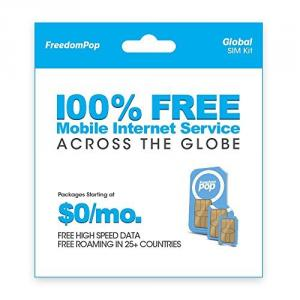 FreedomPop Mobile Phone Tariff