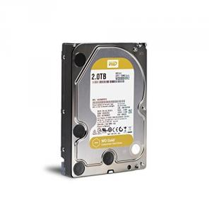 "WD Gold WD2005FBYZ 2 TB 3.5"" Internal Hard Drive"