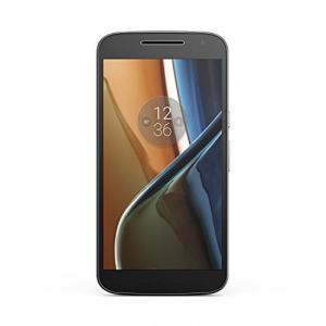 Motorola 00991NARTL Moto G 4th Gen Unlocked 16gb Black