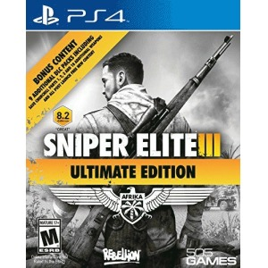 505 Games Sniper Elite III Ultimate Edition