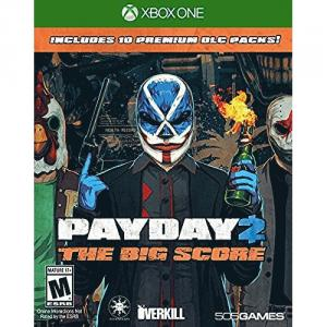 505 Games Payday 2: The Big Score