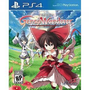 NIS America Touhou Genso Wanderer