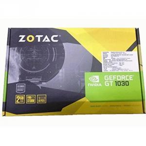 Zotac GeForce GT 1030 Graphic Card - 2 GB GDDR5 - Low-profile