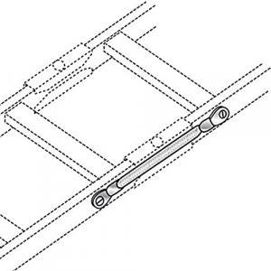 Black Box Ladder Rack Grounding Kit