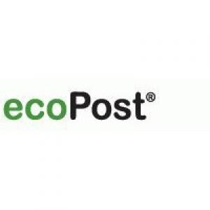 ecoPost eco7871 Ink Cartridge - Alternative for Pitney Bowes (787-1) - Fluorescent Red