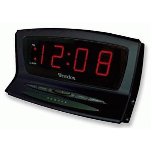 CLOCK ALARM LED W/INSTANT SET