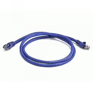 Monoprice Cat6 24AWG UTP Ethernet Network Patch Cable, 3ft Purple