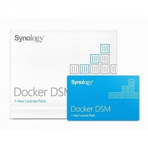 Synology Docker DSM 1 License