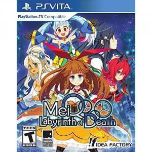 Sega Idea Factory MeiQ: Labyrinth of Death