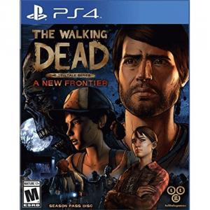 WB The Walking Dead: A New Frontier