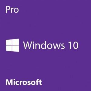 Microsoft Windows 10 Pro 64-bit - License - 1 License - OEM