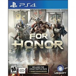 Ubisoft For Honor DAY 1