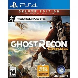 Ubisoft Tom Clancy's Ghost Recon Wildlands Deluxe Edition