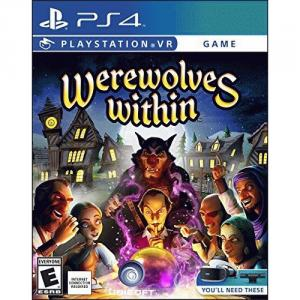 Ubisoft Werewolves Within