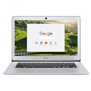"Acer CB3-431-C5XK 14"" LCD Chromebook - Intel Celeron N3060 Dual-core (2 Core) 1.60 GHz - 4 GB LPDDR3 - 32 GB Flash Memory - Chrome OS - 1920 x 1080 - In-plane Switching (IPS) ...(more)"