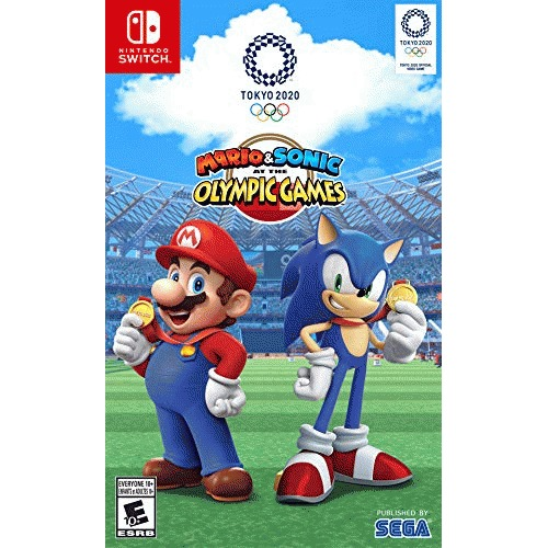 Sega Mario & Sonic at the Olympic Games Tokyo 2020