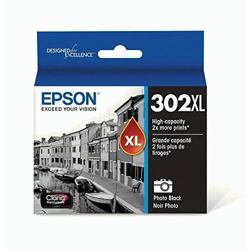 Epson Claria Premium Original Ink Cartridge - Photo Black