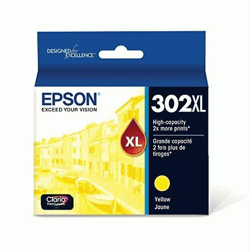 Epson Claria Premium Original Ink Cartridge - Yellow