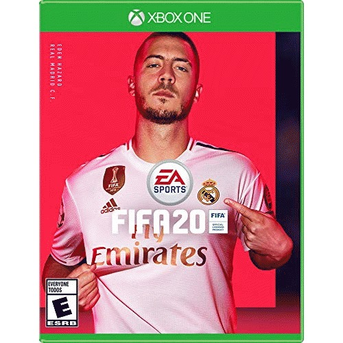 EA FIFA 20 Xbox One - Xbox One Supported - ESRB Rated E (Everyone) - Sports Game - Multiplayer Supported - Get Ready to Win the World Cup