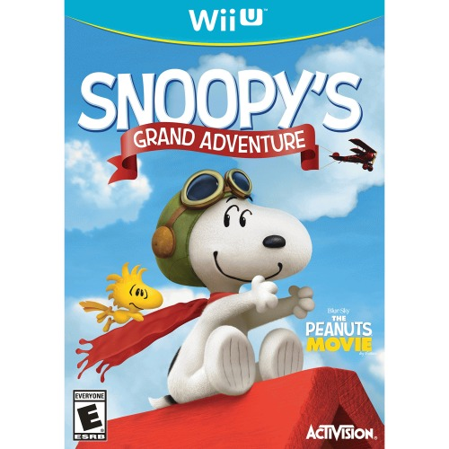 Activision The Peanuts Movie: Snoopy's Grand Adventure