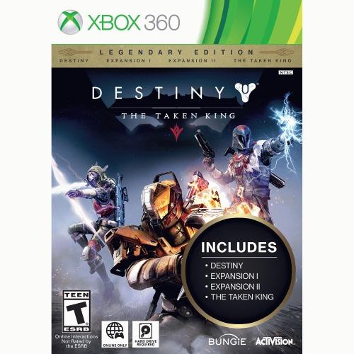 Open Box: Destiny: The Taken King - Legendary Edition - Xbox 360